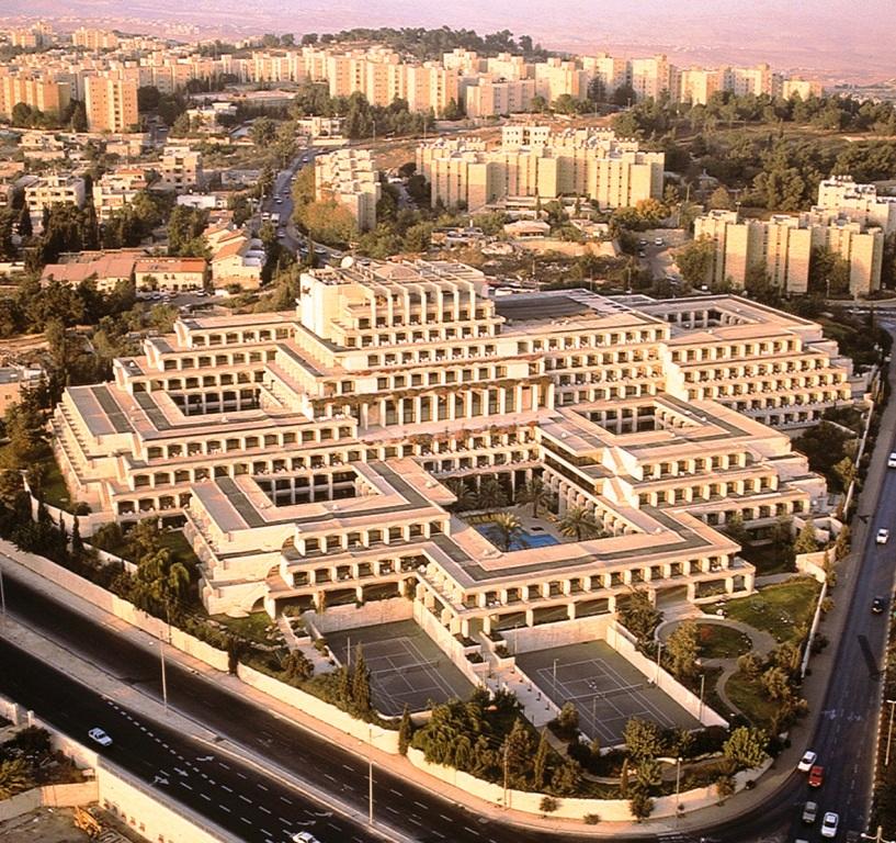 Dan Jerusalem, 4* | Statours - израильская туристическая компания