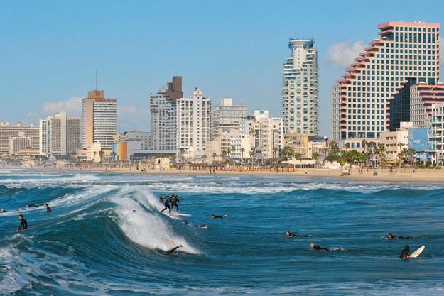 Натания-Эйлат-Тель Авив (экскурсии и отдых с посещением 4-х морей)